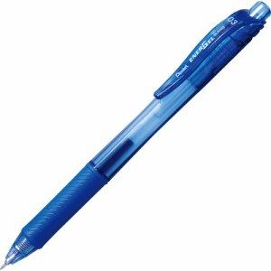 ペンテル BLN103-C ゲルインキボールペン エナージェル・エックス 0.3mm 青