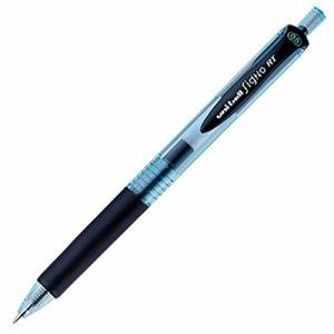 三菱鉛筆 UMN105EW.24 ゲルインクボールペン ユニボール シグノ RT エコライター 0.5mm 黒 1セット10本