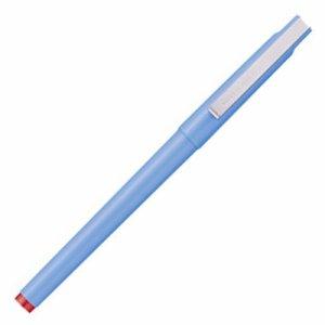 三菱鉛筆 UB105.15 水性ボールペン ユニボール 0.5mm 赤