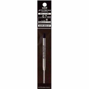 三菱鉛筆 SXR60007.24 油性ボールペン替芯 0.7mm 黒 ジェットストリーム プライム