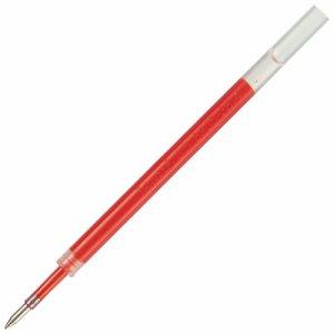 SW-8905-RD ノック式ゲルインクボールペン替芯 0.5mm 赤 5本パック 汎用品