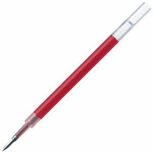 ゼブラ RJF10-R ゲルインクボールペン替芯 JF-1.0芯 赤 サラサ用