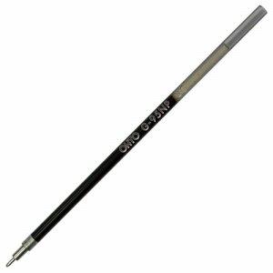 OHTO G-95NPクロ ゲルインクボールペン替芯 0.5mm 黒 ニードルポイントマルチカラーゲル用