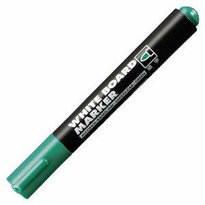 コクヨ PM-B101NG ホワイトボード用マーカー 細字 緑 業務用パック