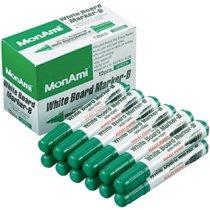 MONAMI 10504 ホワイトボードマーカーB 丸芯 緑
