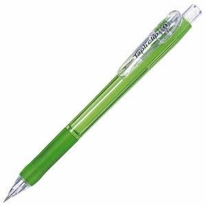 ゼブラ MN5-G タプリクリップシャープ 0.5mm (軸色 緑)
