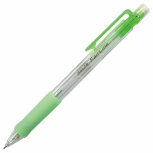 セーラー万年筆 21-3083-560 再生工場 フェアライン シャープペンシル 0.5mm (軸色 グリーン)