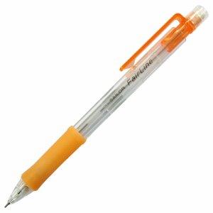 セーラー万年筆 21-3083-573 再生工場 フェアライン シャープペンシル 0.5mm (軸色 オレンジ)