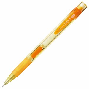 MONAMI 61701 シャープペンシル DIGITAL CLIQUE 0.5mm (軸色 オレンジ)