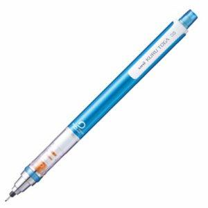 三菱鉛筆 M54501P.33 クルトガ スタンダードモデル 0.5mm ブルー