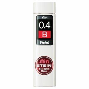 ペンテル C274-B シャープ替芯 アイン シュタイン 0.4mm B
