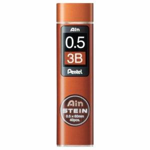 ペンテル C275-3B シャープ替芯 アイン シュタイン 0.5mm 3B