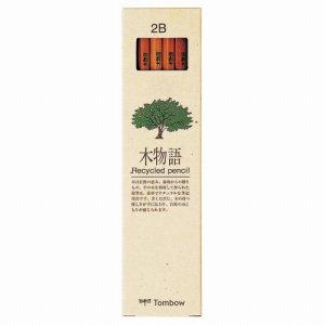 トンボ LA-KEA2B エコ鉛筆木物語 2B