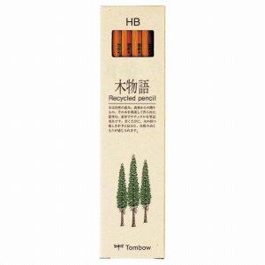 トンボ LA-KEAHB エコ鉛筆木物語 HB