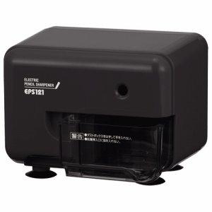 アスカ EPS121BK 電動シャープナー ヨコ型 ブラック