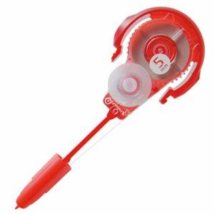 トンボ CT-PR5 モノPXN用カートリッジPR5 5mm幅×6M 赤