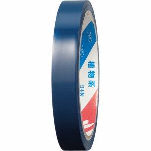 ニチバン 4304-15 産業用セロテープ NO.430 15mm×35M 青