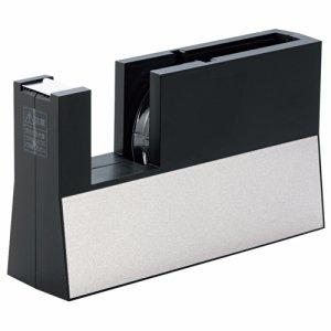 ニチバン TC-CB6 テープカッター直線美 大巻用 黒