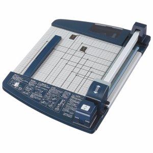 コクヨ DN-TR603 ペーパーカッター ロータリー式 チタン加工刃 60枚切 A4