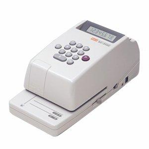 マックス EC-310C 電子チェックライタ 8桁 コードレス