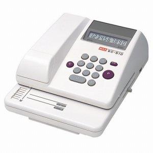 マックス EC-510 電子チェックライタ 10桁