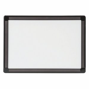 HN-MWB-A4 マグネット付両面ホワイトボード A4 W303×H213mm 汎用品