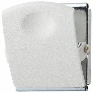MGCL-W 超強力マグネットクリップ L ホワイト 汎用品