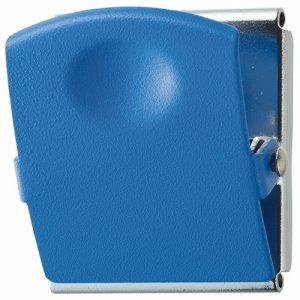 MGCL-BL 超強力マグネットクリップ L ブルー 汎用品