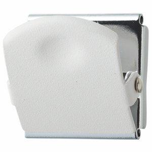 MGCM-W 超強力マグネットクリップ M ホワイト 汎用品