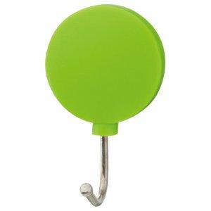 TEMF-GR カラーマグネットフック スイング 耐荷重約1KG 緑 汎用品