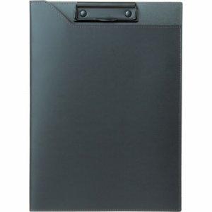 プロッシモ PRORCFA4BK リサイクルレザー クリップファイル A4 ブラック