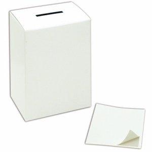 ササガワ 37-8080 募金箱 紙製