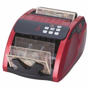 DAITO DN-550 紙幣計数機 クリスタルレッド