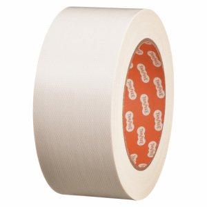 TSCC50WH 布テープ(カラー) 50mm×25M 白 1セット(30巻) 汎用品