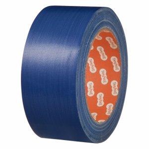 TSCC50BL 布テープ(カラー) 50mm×25M 青 1セット(30巻) 汎用品