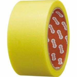 TGK-YJ-Y カラー養生テープ 50mm×25M 黄 1巻 汎用品