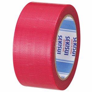 積水化学 N78SR03 透明クロステープ NO.781 50mm×25M 赤