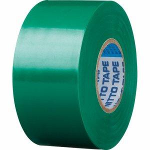 ニトムズ J3433 ビニールテープS 38mm×20m 緑
