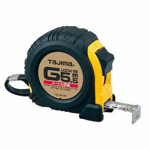 TJMデザイン GL19-55BL タジマ Gロックシリーズコンベックス 幅19mm×長さ5.5m