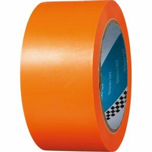 寺岡製作所 NO.340-50X20オレンジラインテープ NO.340 50mm×20m オレンジ