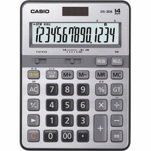 CASIO DS-3DB 本格実務電卓 14桁