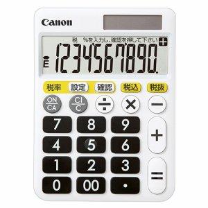 CANON 0899C001 くっきりはっきり電卓 HF-1000T 10桁