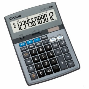 CANON 5575B001 千万単位シリーズ HS-1220TUG 12桁 卓上タイプ