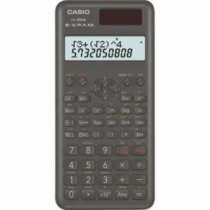 CASIO FX-290A-N 関数電卓 10桁2行 ハードケース付