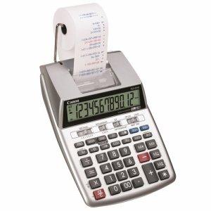 CANON 2279C005 プリンタ電卓 P23-DHV-3 2色印字 12桁