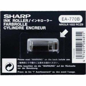 SHARP TY0222B 電子レジスタ用インキローラ 黒