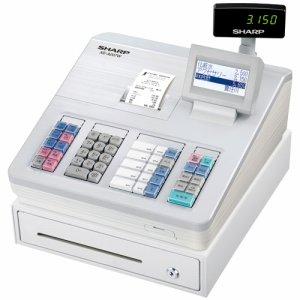 SHARP XE-A207W-W 電子レジスタ ホワイト