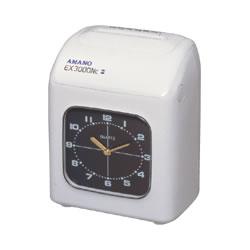 アマノ EX3000Nc-W 電子タイムレコーダー ホワイト