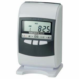 ニッポー タイムボ-イ8プラスH 電子タイムレコーダー