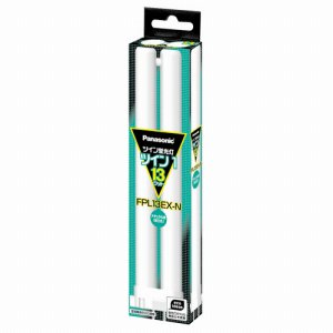 PANASONIC FPL13EX-N ツイン蛍光灯 ツイン1 13W形 昼白色